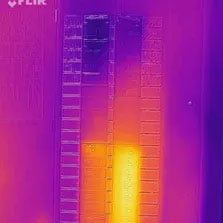 thermal-imaging Ocala Home Inspector